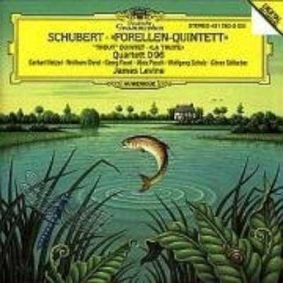克里福兰弦乐四重奏 舒伯特 鳟鱼钢琴五重奏 Alfred Brendel