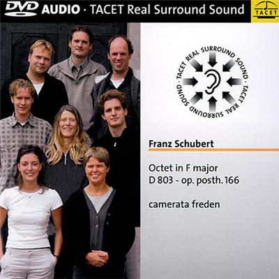 弗列敦室内乐团 舒伯特 f大调八重奏