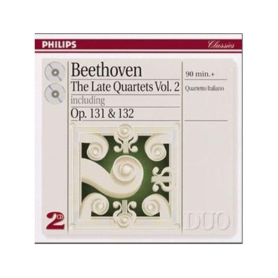 意大利弦乐四重奏团 - 贝多芬:晚期弦乐四重奏-2