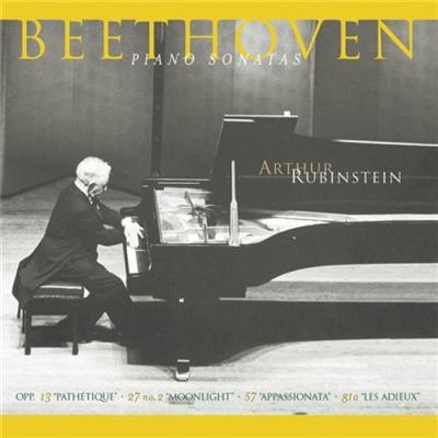 鲁宾斯坦 - 贝多芬:钢琴奏鸣曲 Arthur Rubinstein - Beethoven:Piano