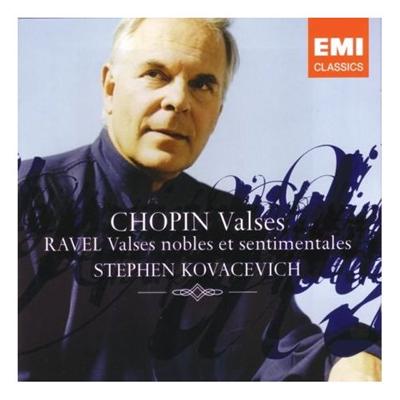 科瓦谢维奇 肖邦 圆舞曲 Stephen Kovacevich Chopin Valses