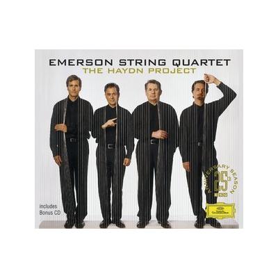 爱默森弦乐四重奏团 - 海顿:弦乐四重奏