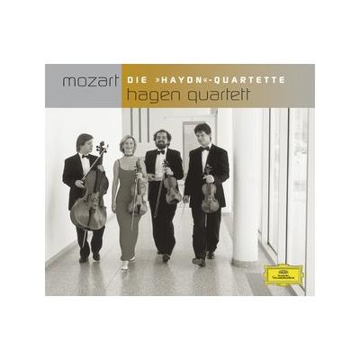 哈根弦乐四重奏 - 莫扎特:弦乐四重奏