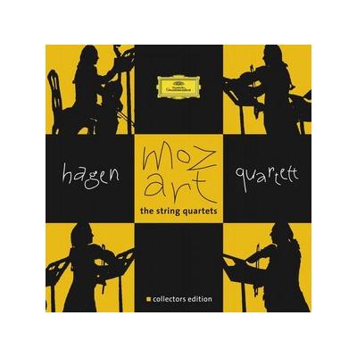 弦乐四重奏莫扎特 谱子