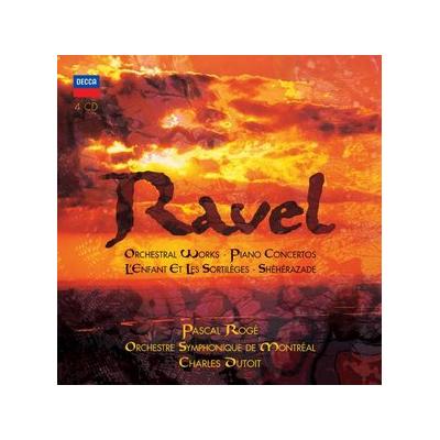 查尔斯·迪图瓦 - 拉威尔:管弦乐作品集