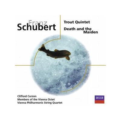 克利福德·柯尔荣 & 维也纳八重奏团 - 舒伯特:鳟鱼五