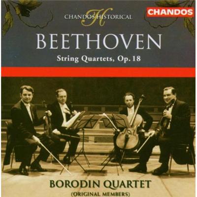 鲍罗丁弦乐四重奏团 - 贝多芬:弦乐四重奏