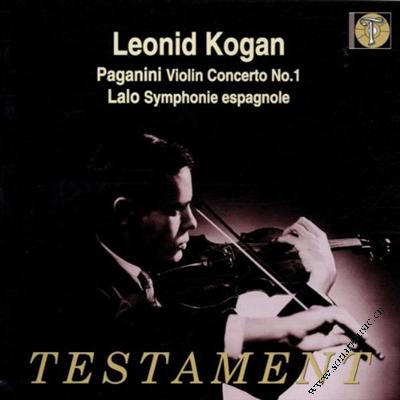 帕格尼尼:小提琴协奏曲作品