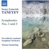 托马斯 桑德林 塔涅耶夫 1 3交响曲